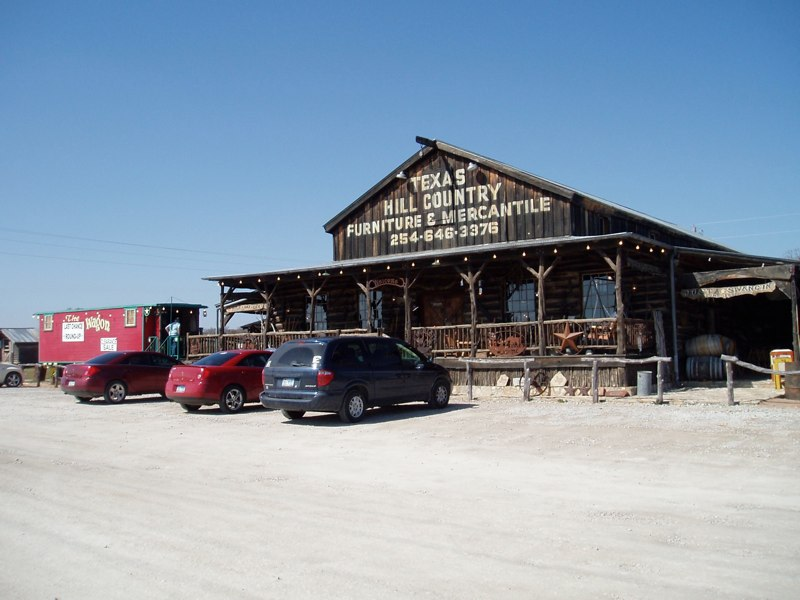 Texas Hill Country Furniture & Mercantile 2